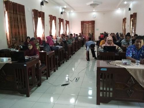 Pelatihan Manajemen Website Tahap ke 2 Tahun 2018