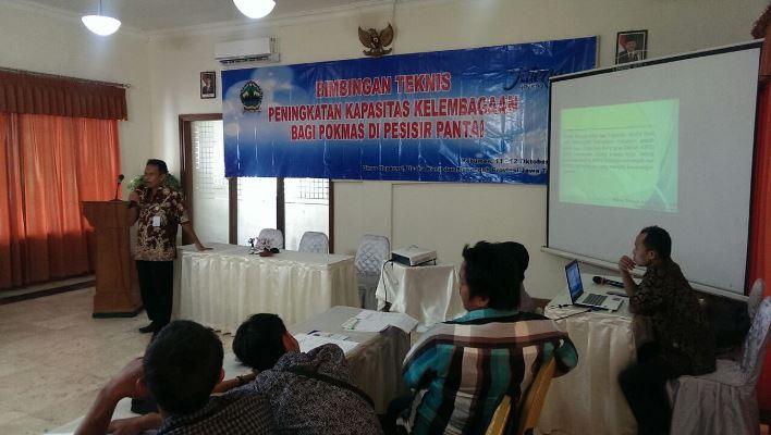 Dinas Koperasi dan UKM Provinsi Jawa Tengah Menggelar Bimtek Bagi 30 Calon Anggota Koperasi Kebumen