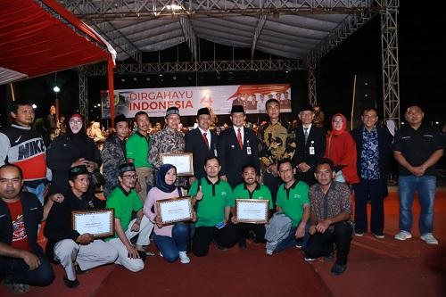 Berita Kebumen dan Jagat Kebumen Explore Peroleh Penghargaan Sebagai Pegiat Medsos Teraktif