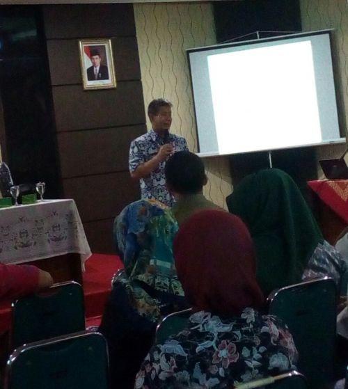 Persiapkan Pertunjukan Rakyat, FK Metra Provinsi gelar Rakor.